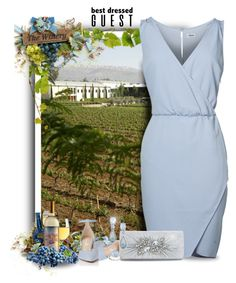 """Best Dress Winery Wedding Guest"" by majezy ❤ liked on Polyvore featuring Anne Klein, BillyTheTree and Biltmore"