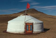 Pretty sure my life will not be complete until I own a yurt