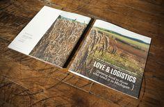 Food Bank Council of Michigan 2014 Annual Report | Designed by Redhead Design Studio #print #publication #annualreport