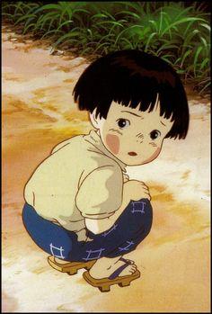 """Lovely Setsuko (""""Die letzten Glühwürmchen"""")"""