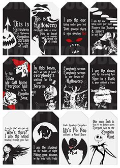This is Halloween The Nightmare before Christmas by CraftyGoode
