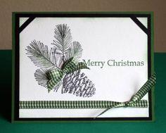 CAS Christmas Card