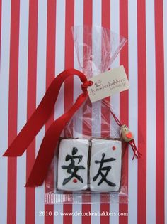 Chinesse cookie