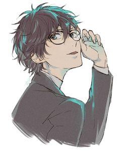Persona 5 Anime, Persona 5 Joker, Cute Anime Boy, Anime Guys, Ren Amamiya, Iron Man Art, Akira Kurusu, My Prince Charming, Anime Oc