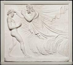 The Creation of Adam (1821-22). Collection GV Art · Antonio CANOVA 139a8b916f27
