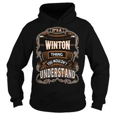 Awesome Tee WINTON,WINTONYear, WINTONBirthday, WINTONHoodie, WINTONName, WINTONHoodies Shirts & Tees