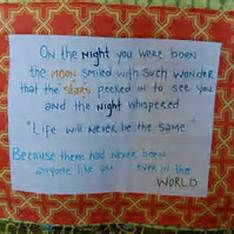 Image Result For Sayings For Grandchild Quilt Label