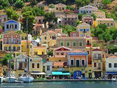 Symi Isl, Greece