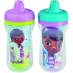 The First Years 2 Pack 9 Ounce Insulated Sippy Cup, Disney Princess ($7.68) ❤ liked on Polyvore