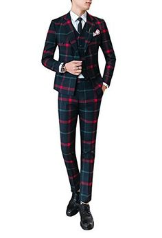 A suit should not be worn continuously for too long. After the suit will wear due to local deformation. After a period of time should first pocket items removed. So that the fabric restitution. Put in the closet when stored, the pocket should be placed in insecticide. And often able to...  More details at https://jackets-lovers.bestselleroutlets.com/mens-jackets-coats/suits-sport-coats/suits/product-review-for-musnow-mens-suits-lattice-casual-tux-wedding-suit-slim-fit-bride