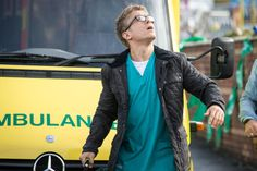 Ethan Hardy in Casualty