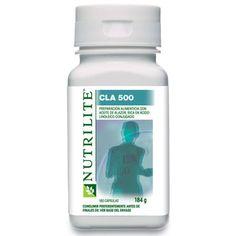 CLA 500 de NUTRILITE™ Nº RGS: 26-03040/B   Amway