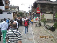 **Shopping a Livigno (duty free shopping, cheap alcohol) - Livigno, Italy
