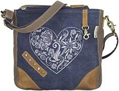 Trachtentasche Dirndltasche Damentasche Handtasche Umhängetasche Leder Creme