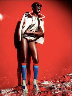 Grace Bol -curated by @Ethical Fashion Initiative