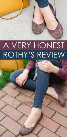 343d76a060 An Honest Rothy's Review: Everything You Want to Know. Rothys ShoesTieks ...