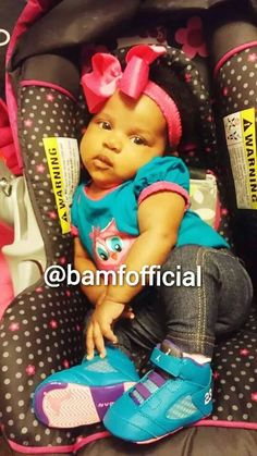 she going to be cute just like this and have the outfit too