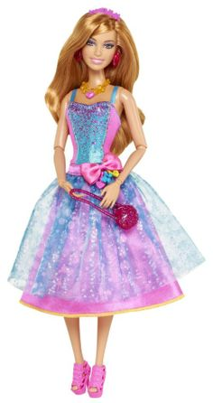 Barbie Fashionistas in The Spotlight Gown Doll Just $7.63!