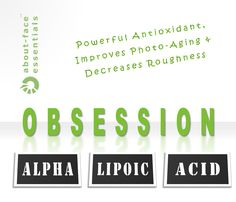 Alpha-Lipoic Acid (ALA) is a great antioxidant that's also part of the body's natural antioxidant system. Alpha Lipoic Acid, Skincare, Face, Skincare Routine, Skins Uk, The Face, Skin Care, Faces, Asian Skincare