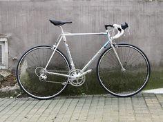 Colnago Master 80er - reanimated-bikes Vintage Bicycles, Custom Bikes, Ephemera, Cycling, Retro, Board, Trial Bike, Bicycling, Biking