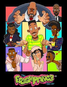 Dope Cartoons, Dope Cartoon Art, Cartoon Pics, Arte Do Hip Hop, Hip Hop Art, Arte Dope, Dope Art, Black Love Art, Black Girl Art