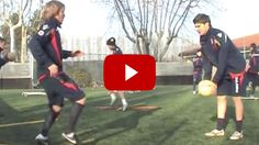 Soccer Coordination Exercises. Top Soccer Coach - the best soccer videos and articles on the web for soccer/football coaches.