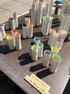 Sarah J. Loecker  : Clay Days- Annual Ceramic market Silver Needle Tea, Small Tea, Living In Europe, Sarah J, Austria, Tea Cups, Clay, Ceramics, Marketing