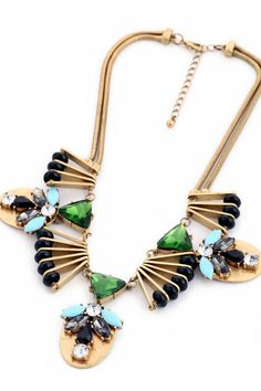 Nothing says trendy better than this Urban Sweetheart necklace