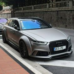 Modified Audi Pictures From Around The World! Visit www.worldtuningfa… For All… Modified Audi Pictures From Around The World! Visit www.worldtuningfa… For All Your Car Lighting Needs. Audi Wagon, Wagon Cars, Allroad Audi, Audi Rs6, Audi Sport, Sport Cars, Bmw, Supercars, Audi Germany