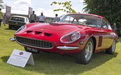 Fabulous Ferraris at the 2015 Goodwood Festival of Speed