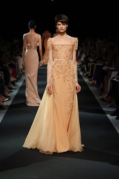 Georges Hobeika Couture  Fall Winter 2013/2014