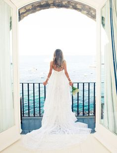 Capri wedding pucci