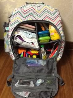 Thirty One Organizing Pack for a diaper bag Check out what THIRTY ONE can do for you.