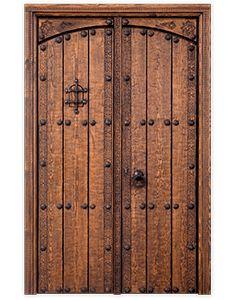 Puertas rusticas forja buscar con google puertas - Puertas rusticas alpujarrenas ...