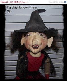 CustomerAppreciation Sale Primitive Halloween by Rabbithollowprims, $76.46