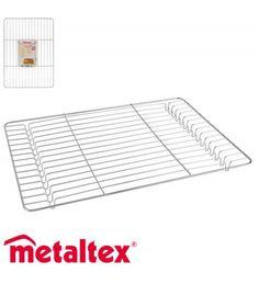 Metaltex 45 x 32 cm jäähdytysritilä 6,50 e ja näitä voisi kaksi tulla