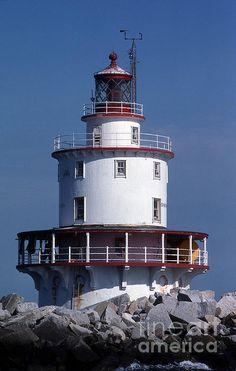 Brandywine Shoal #Lighthouse - #NJ http://dennisharper.lnf.com/