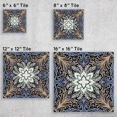 Dark Aveira Tile Stickers Full Tile Decal Vinyl Sticker Flooring Bathroom Kitchen Stair Self Adhesive Removable Peel and Stick Tile Decals, Floral Stickers, Self Adhesive Wallpaper, Stickers, Vinyl Sticker, Vinyl, Plastic Sheets, Wall Stickers, Etsy