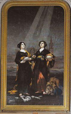 Santas Justa y Rufina de Goya