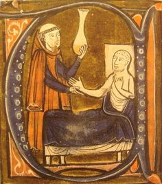 Rhazes challenged accepted medical beliefs through his skepticism of certain Galenic practices, his definition of small pox and measles, and his perceptive research through clinical investigation, resulting in substantial improvements in medical beliefs and practice.