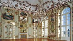 Salón de baile barroco. Palacio de Amalienborg http://ohhlalamagazine.blogspot.com/2013/10/palacio-de-amalienborg.html
