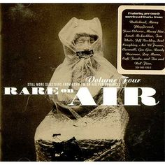 For Sale - KCRW Rare On Air: Volume Four USA Promo  CD album (CDLP) - See this and 250,000 other rare & vintage vinyl records, singles, LPs & CDs at http://eil.com