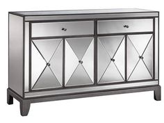 Shop for Stein World Hamilton Cabinet, 13263, and other Living Room Cabinets at Stein World in Memphis, TN. Mirrored 4-Door Cabinet.