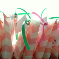 Goodies bags et gateaux allergy-friendly en preparation, Valentine a bientôt 5 ans