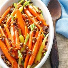 Our Most Delicious Carrot Recipes | Sweet or savory. Plain or glazed. Any way you serve it, this crunchy veggie gets top marks in our book. Here are our best carrot recipes for cakes, bakes, soups and more.