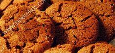 Grootmaat Gemmerkoekies | Boerekos – Kook met Nostalgie Tea Recipes, Baking Recipes, Cookie Recipes, South African Recipes, Ginger Cookies, Cupcake Cookies, Cupcakes, Food Crafts, Biscuit Recipe