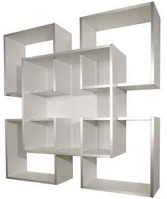 tato libreria da muro made in italy | librerie di design anche su misura