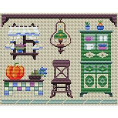 Pesquisa do Google Cross Stitching, Cross Stitch Embroidery, Embroidery Patterns, Free Cross Stitch Charts, Cross Stitch Patterns, Cross Stitch Boards, Cross Stitch Kitchen, Pixel Art, Needlepoint