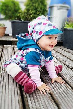 Schirmbeanie Freebook! Lybstes Beanie mit Schirm umsonst nähen (Foto: Sissy)