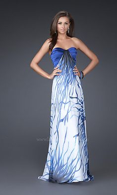 Long Cocktail Dresses 2012